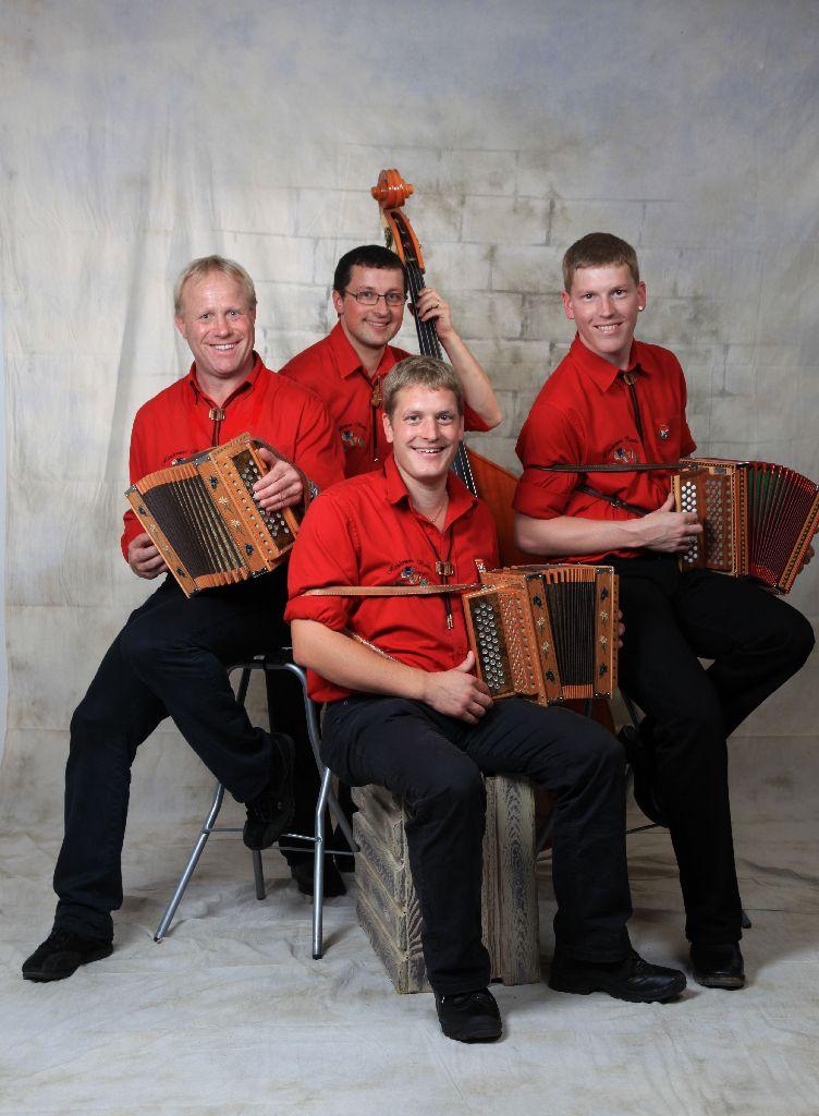 Hendermoss Buebe - Band Saisonabschluss